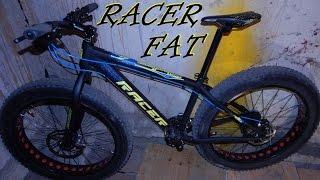 Фэтбайк Racer 26-161 ''Конячка''. Розпакування та попередній огляд для каналу ''Крути Педалі Life''.