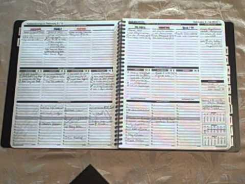 A favorite tool planner pad youtube for For planner