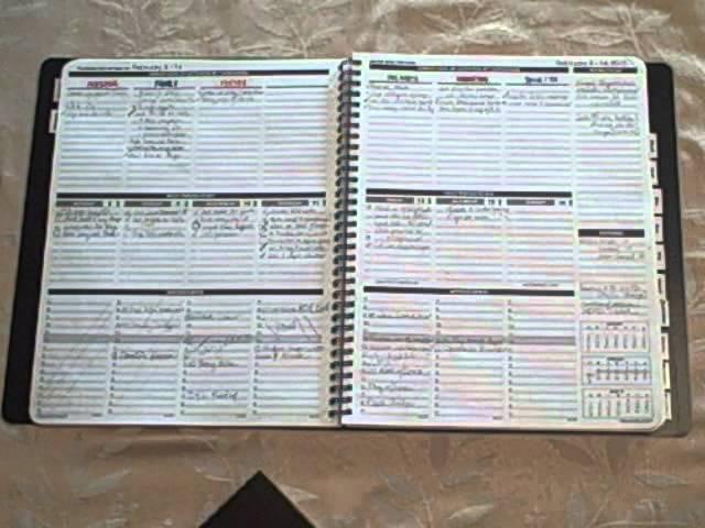 A favorite tool planner pad clipzui maxwellsz