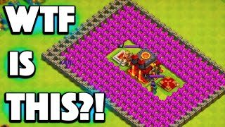 Clash of Clans - #1 WORST BASE? WTF IS THIS! 3 Starring the Worst Bases in Clash of Clans