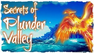 SECRETS OF PLUNDER VALLEY // SEA OF THIEVES - New instruments? New threat?