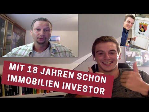 Mit 18 Jahren schon Immobilien Investor - Geld - Mind Set und Motivation