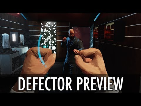 23 Minutes of Defector - Direct Feed (Oculus)