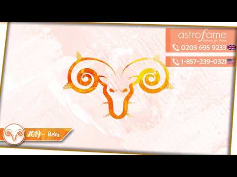 Aries Horoscope 2019: Become The Master Of Your Destiny