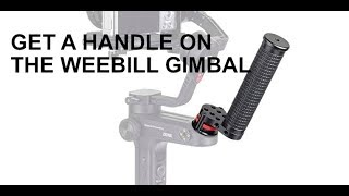 Get a handle on the Weebill Gimbal Labhttps://www.adorama.com/?utm_source=rflaid914285