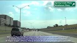 Dallas North Tollway: Prosper to Dallas