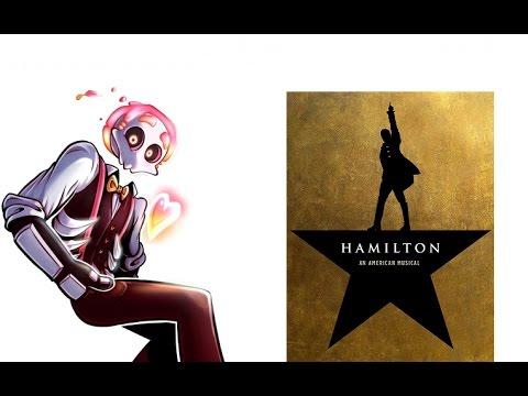 [Hamilton Impressions] - Lafayette And Jefferson
