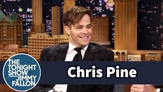 Chris Pine Got Upstaged by a Meryl Streep Recording