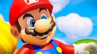 MARIO + RABBIDS KINGDOM BATTLE : Mario Character Gameplay (2017) Switch