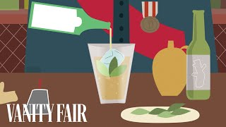 How To Make The Perfect Pimm's Cup (and Break The Dry Spell With Your Wife) - Vanity Code