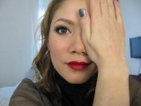 Welches AMU zu roten Lippen? - YouTube