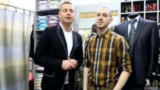 Магазин мужских костюмов