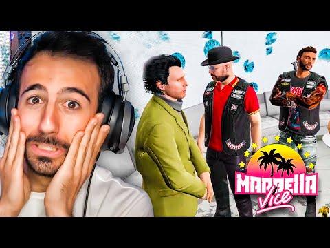 ME HAGO PASAR POR EL DUEÑO DEL CASINO !! MARBELLA VICE #1 (GTA ROLEPLAY) - ElChurches