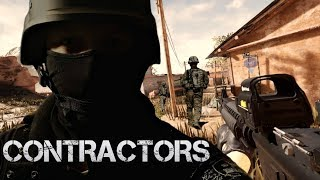 CONTRACTORS - AMAZING 5 VS 5 VR SHOOTER (FUNNY MOMENTS)