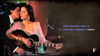 Heer - Full song with Lyrics - Jab Tak Hai Jaan.mp