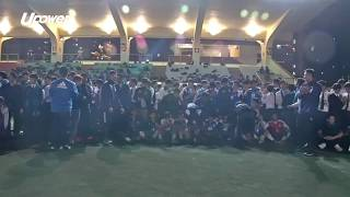Publication Date: 2018-11-28   Video Title: 港九區學界D1組別甲組決賽 香港華仁書院逾300名師生及舊生