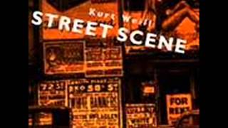Kurt Weill - Langston Hughes - Street Scene (Full).wmv