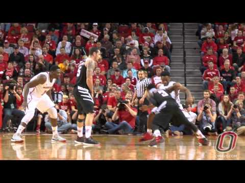 MBB Highlights: Omaha vs. Nebraska