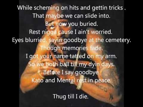 Tupac - Life Goes On Lyrics