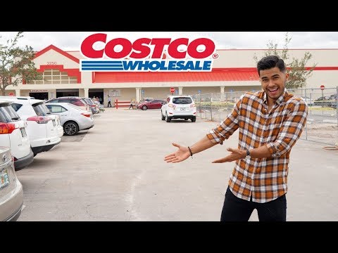 How Well Can You Dress From Costco?! (You Wont Believe it!)