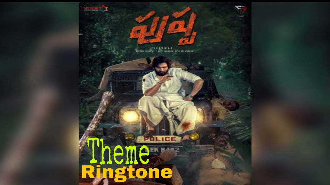 Pushpa Movie Theme Ringtone Pushpa Movie Background Music Pushpa Movie Bgm Music Youtube