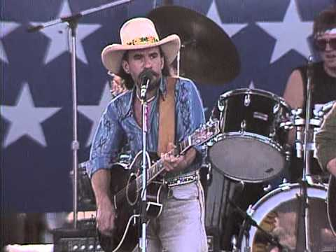 Bellamy Brothers - Let Your Love Flow (Live at Farm Aid 1986)
