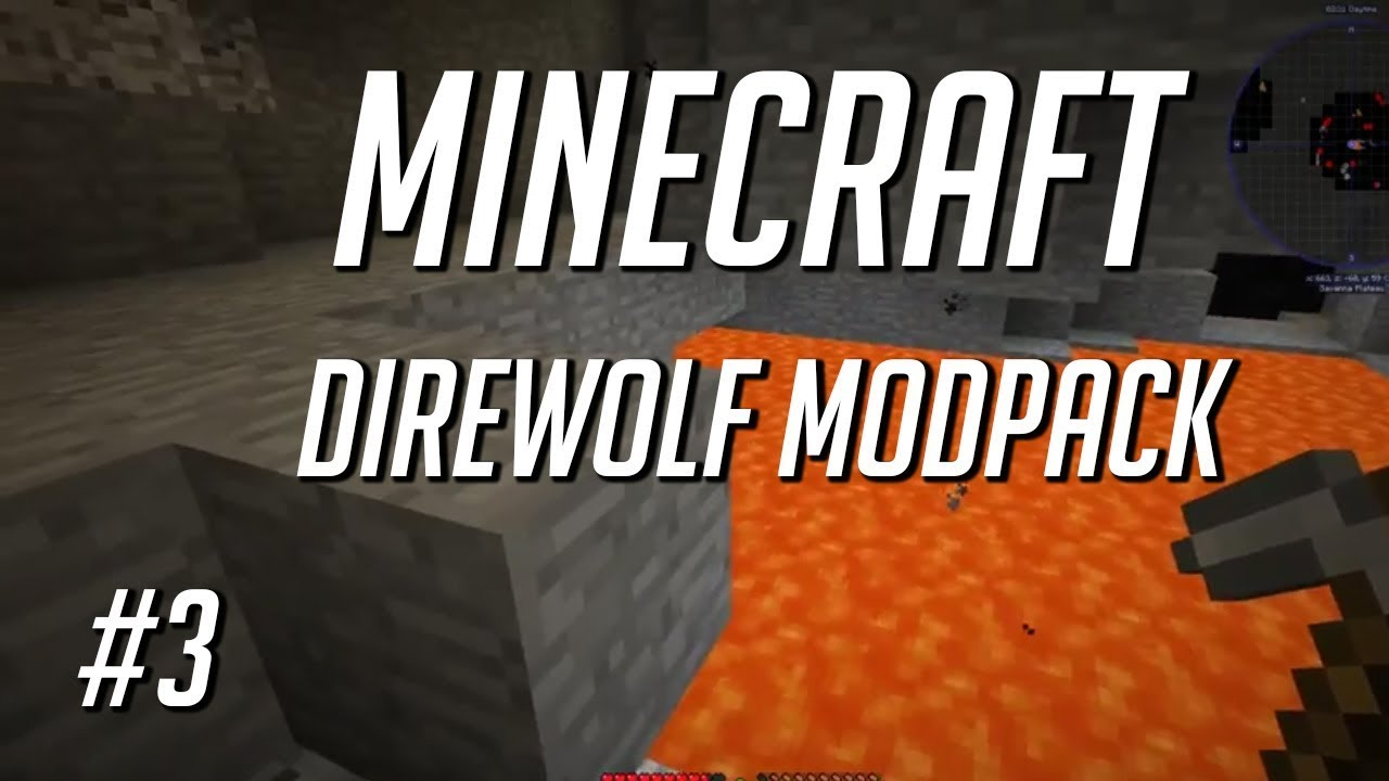 Minecraft FTB Direwolf20 1 12 modpack – Starting again grrr – Let's