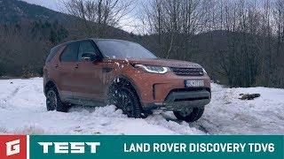 Land Rover Discovery 5 - TDV6 - TEST - GARÁŽ.TV - SUV
