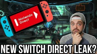 This CRAZY Nintendo Direct Rumor for Switch Might Be TRUE? | RGT 85