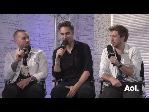 """Busted discuss their latest album """"Night Driver"""" 