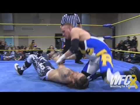 Tim Rockwell vs. Barrett Brown (WFC The Fight For Kai VIP)