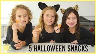 Eat   Healthy, Fun Halloween Snacks