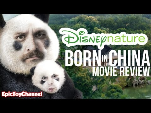 BORN IN CHINA Disney Official 🐵 DisneyNature Documentary Epic Toy Channel Movie Review