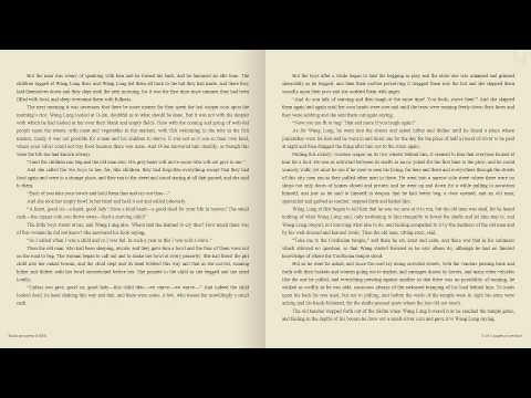 """""""The Good Earth"""" Audiobook - Chapter 11"""