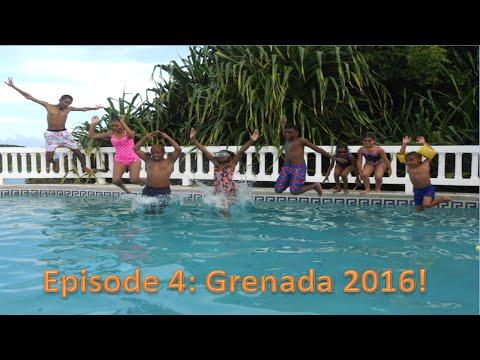 Nikash Gill's Face Cam Spin-offs: Episode 4 - Grenada 2016