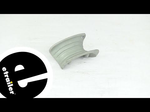 Etrailer | Review Of Thule Trunk Bike Rack Parts - Replacement Cradle Pad - TH853-7745