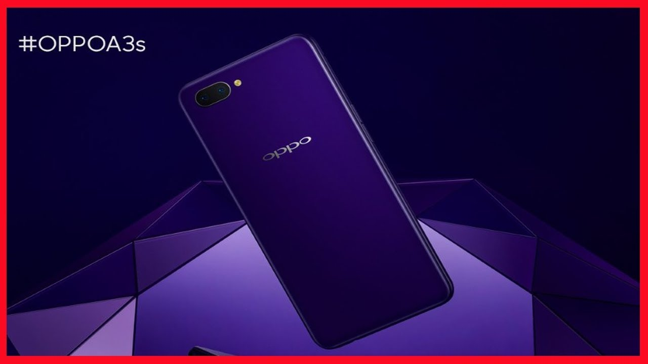 Oppo A3s Price In Malaysia Youtube