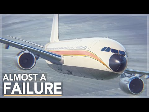 Why Airbus Nearly Didn't Happen: The A300 Story