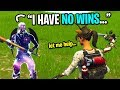 I Matched With A Galaxy Skin With NO WINS On Fortnite I Helped Him Get One mp3
