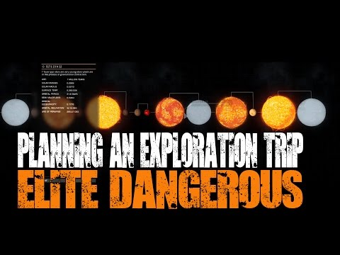 Elite: Dangerous How to Plan an Exploration Trip (Plus Ship Builds & Locations)