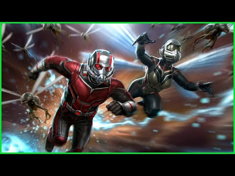 Avengers Endgame But Only Ant Man  60FPS