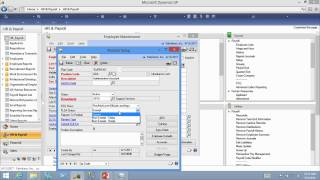 Terry heley, dynamics escalation engineer, gives an overview of what hr and payroll in microsoft gp 2013 offers. to learn more visit: http://www.bri...