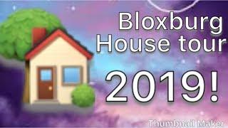 ROBLOX/bloxburg house tour 2019!