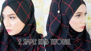 2  Simple Hijab Tutorial
