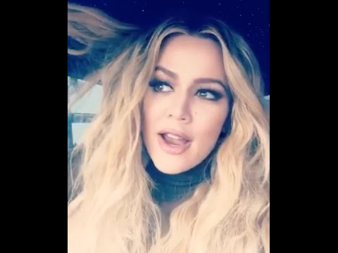 KHLOE KARDASHIAN SNAPCHAT VIDEOS 2 (ft. Kendall Jenner, Kylie Jenner, Kourtney Kardashian,etc.)