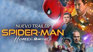 SPIDER-MAN: HOMECOMING - Trailer 3 !!