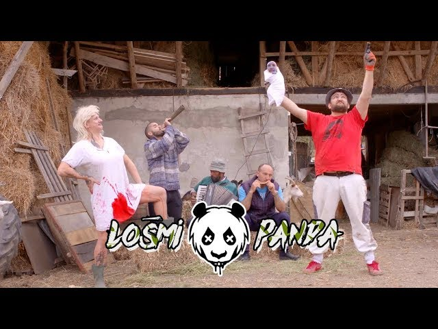 LOSMIPANDA - #JADRANKASIJA OFFICIAL VIDEO