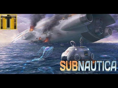 [17] Deep Sea Mining- Subnautica