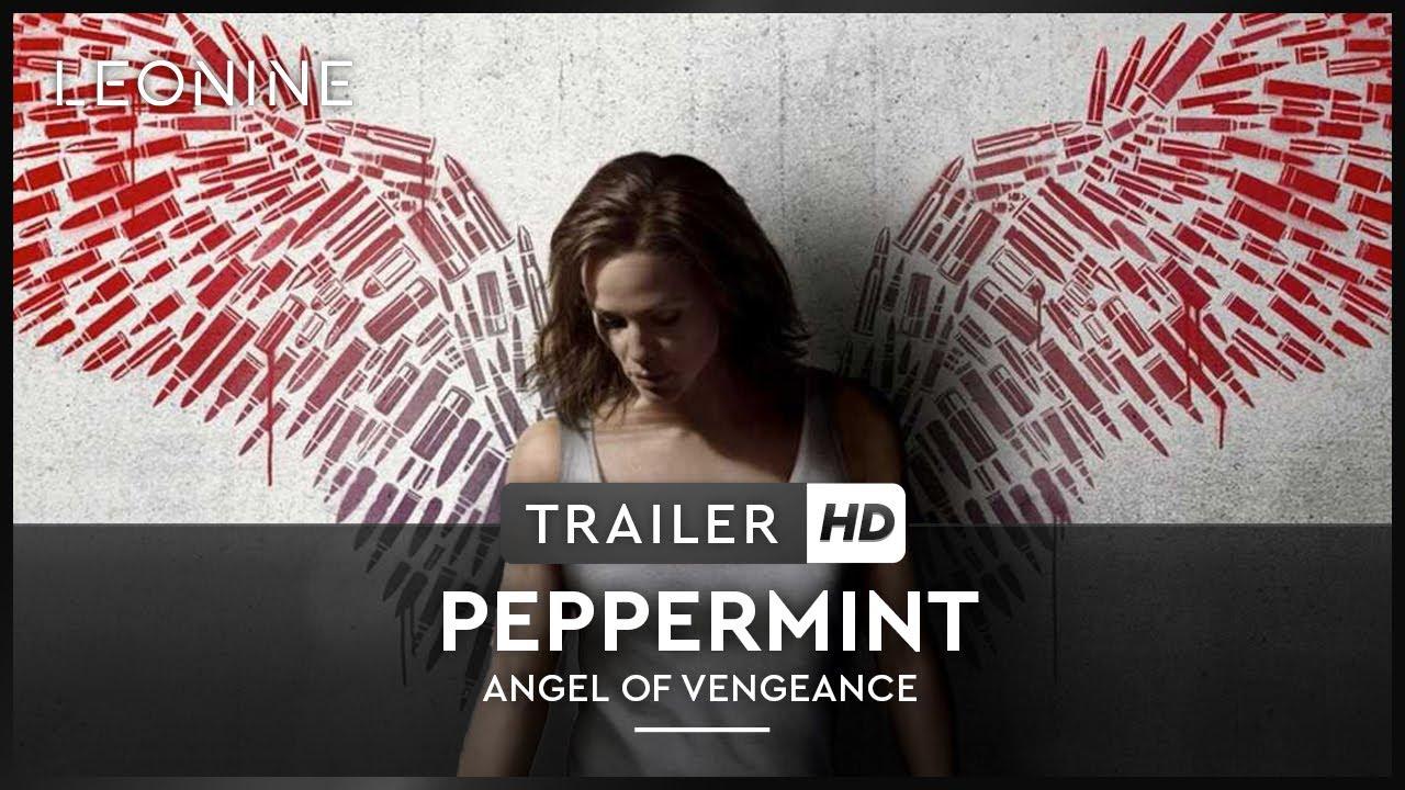 peppermint angel of vengeance