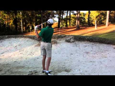 Joey Lawrence's Golf Swing